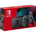 Switch: SWITCH HW w. Grey Joy-Con