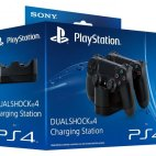 PS4: PS4 DualShock Charging Station