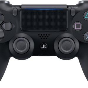 PS4: Sony Dualshock 4 V2 Ohjain (Musta) Uusi versio