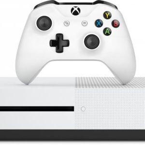 Xbox One: Xbox One S 500GB-pelikonsoli (käytetty)