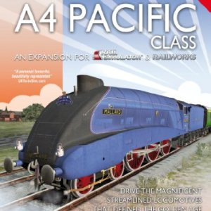 PC: A4 Pacific Class