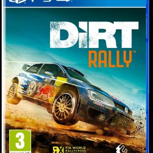 PS4: DiRT Rally