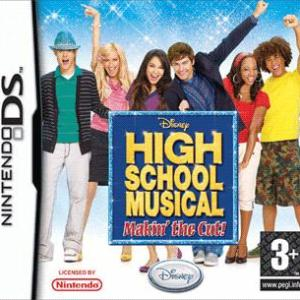 NDS: High School Musical - Making The Cut