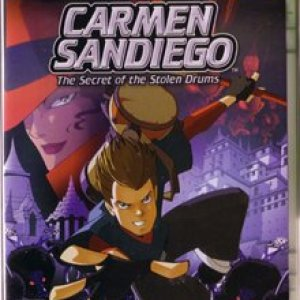 Xbox: Carmen Sandiego: The Secret of the Stolen Drums (käytetty)