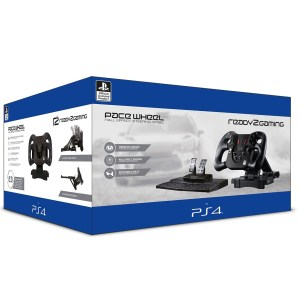 PS4: PS4 PACE WHEEL with Pedals