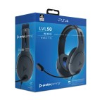 PS4: LVL50 Wired Stereo Headset for PS4