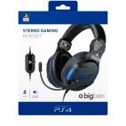 PS4: PS4 Gaming Headset V3 Black Sony licensed