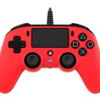 PS4: PS4 Nacon Red Comp.Controller
