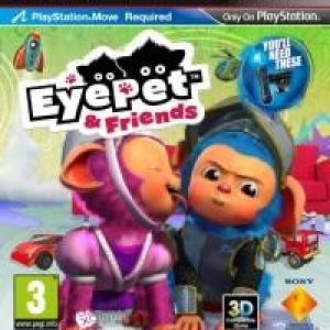 PS3: EyePet & Friends - Move