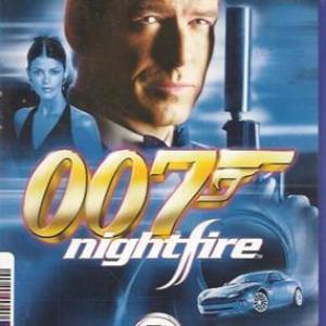 PS2: 007 James Bond Nightfire (käytetty)