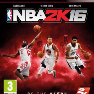 PS3: NBA 2K16 (käytetty)