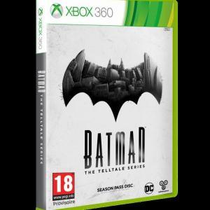 Xbox 360: Batman - The Telltale Series