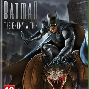 Xbox One: Batman The Enemy Within - The Telltale Series (käytetty)