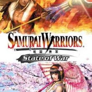PSP: Samurai Warriors: State of War (käytetty)