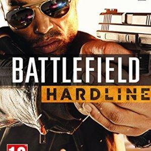 Xbox 360: Battlefield Hardline (käytetty)