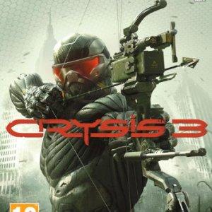 Xbox 360: Crysis 3 (käytetty)