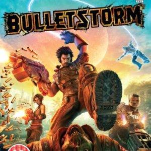 Xbox 360: Bulletstorm (käytetty)