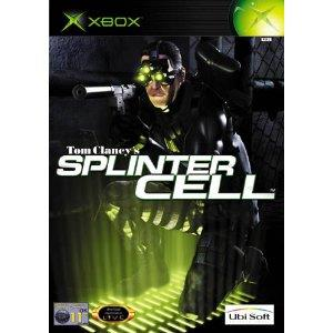 Xbox: Tom Clancys Splinter Cell (käytetty)