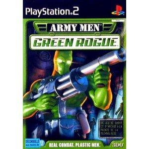 PS2: Army Men Sarges Heroes (käytetty)