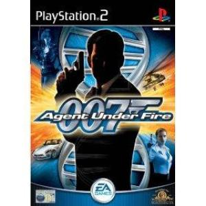 PS2: 007 Agent Under Fire JamesBond (käytetty)