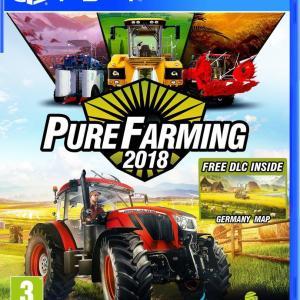 PS4: Pure Farming 2018