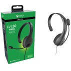 Xbox One: LVL30 Chat Headset for Xbox One