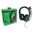 Xbox One: LVL50 Wired Stereo Headset for Xbox one