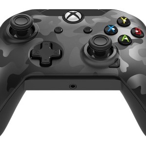 Xbox One: PDP Wired Controller Black Camo XB1