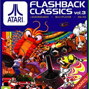 Xbox One: Atari Flashback Classics Volume 3