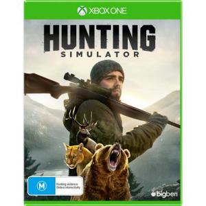 Xbox One: Hunting Simulator