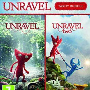 Xbox One: Unravel Yarny Bundle
