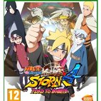 Xbox One: Naruto Shippuden Ultimate Ninja Storm 4: Road to Boruto