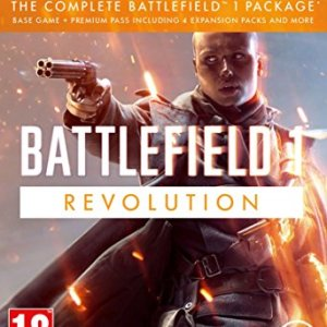 Xbox One: Battlefield 1 - Revolution Edition