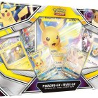 Pikachu GX / Eevee GX Special Collection Box