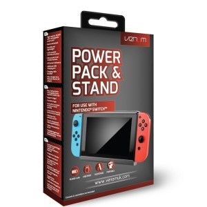 Switch: Power Pack & Stand