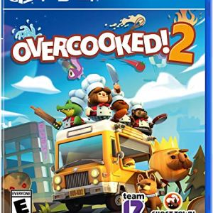 PS4: Overcooked 2