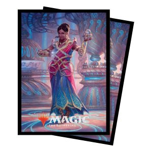 Ultra Pro Deck Protector Matte (Saheeli, the Gifted) (Magic the Gathering)