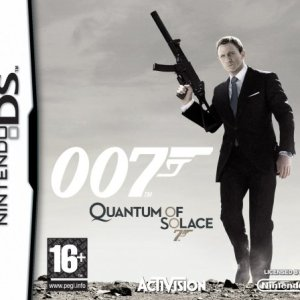 NDS: James Bond - Quantum of Solace
