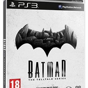 PS3: Batman: The Telltale Series