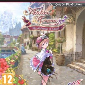PS3: Atelier Rorona: The Alchemist of Arland
