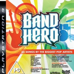 PS3: Band Hero (Solus)
