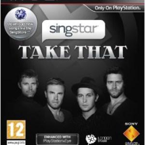 PS3: SingStar Take That (Solus)