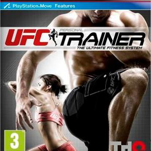 PS3: UFC Personal Trainer - Move Compatible