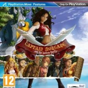 PS3: Captain Morgane and the Golden Turtle