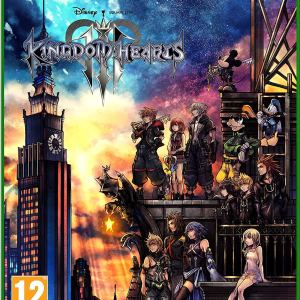 Xbox One: Kingdom Hearts 3