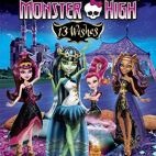 3DS: Monster High 13 Wishes (käytetty)