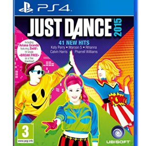PS4: Just Dance 2015