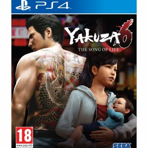 PS4: Yakuza 6: The Song of Life - Launch Edition
