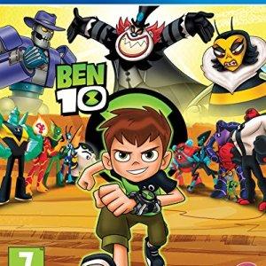 PS4: Ben 10