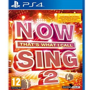 PS4: Now Thats What I Call Sing 2 (Solus)